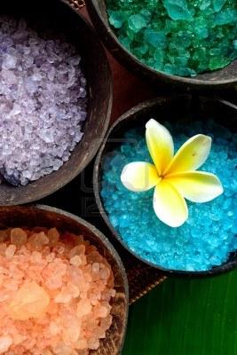 Spa Mineral Salts