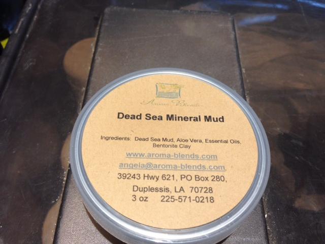 Dead Sea Mineral Mud-